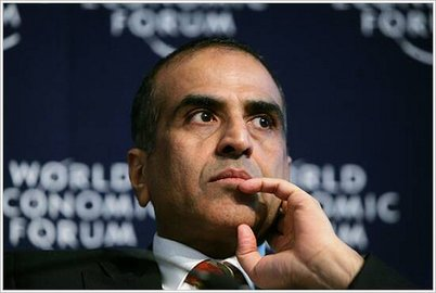 Bharti Group CEO Sunil Mittal