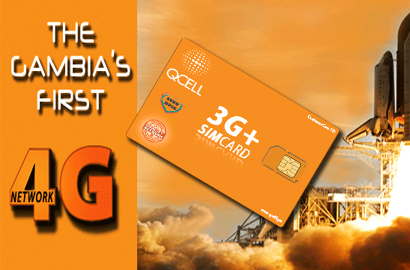 The Gambia SIM reg nears end