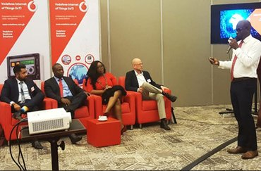 Vodafone Ghana deepens discussions on IoT