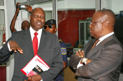 The Minister's visit to Airtel