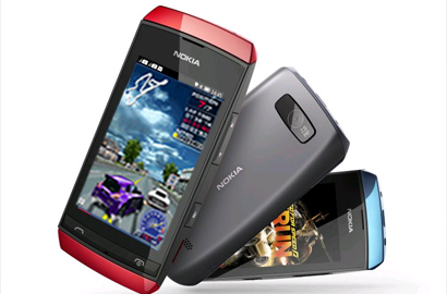 Classic arcade games released for Nokia Asha