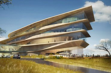 BIH Science, Technology Park opening in 2016