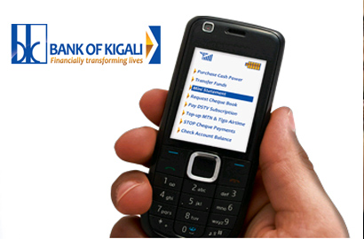 Bank of Rwanda, MTN partner on mobile money