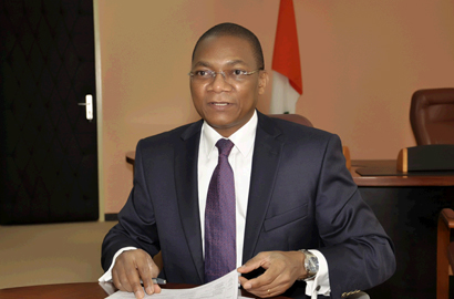 Bruno Nabagné Kone, Minister of Post and ICT of Côte d'Ivoire
