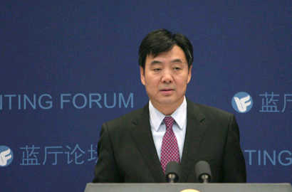 China's Vice Foreign Minister Zhai Jun