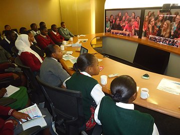 Kenyan girls urged to embrace ICT careers