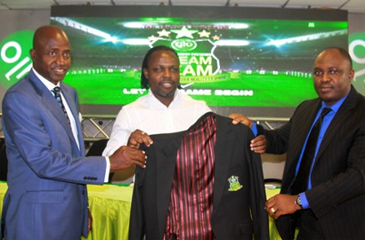 Glo launches soccer development show