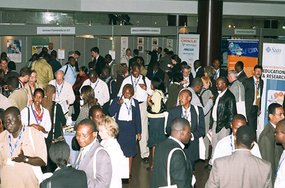 Africa's biggest e-learning event in Benin