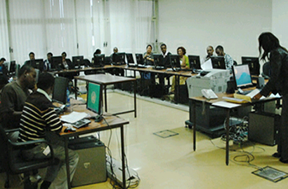 ECA delivers geospatial training in Ethiopia