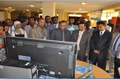 Ethiopian govt increasingly online