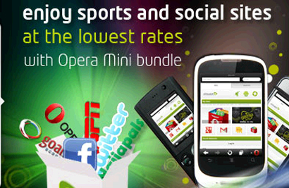 Etisalat teams up with Opera Software