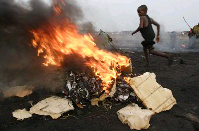 New e-waste rules for Kenya