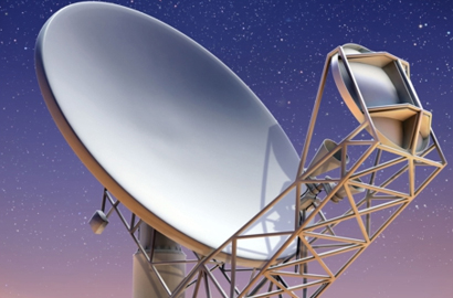 General Dynamics antennas for Southern Hemisphere's largest radio telescope