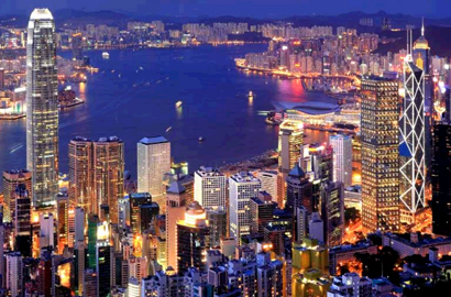 Hong Kong was ranked best city to live in