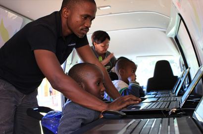 Huawei supports ICT training for disabled in SA