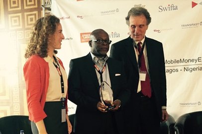TagPay wins Kalahari Award for Best Technology Enabler of Mobile Financial Services in Africa