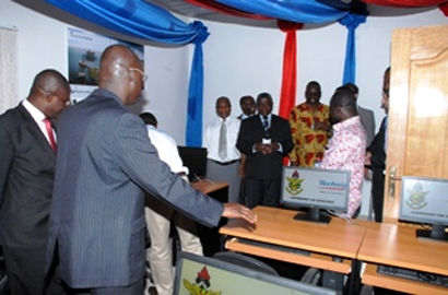 KNUST adds to ICT facilities