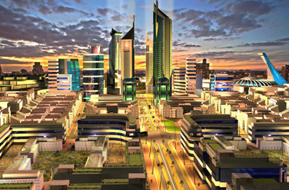 US firm to manage Kenya's Konza techno city