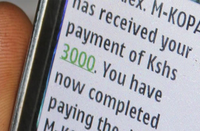 M-PESA now linked with solar solution