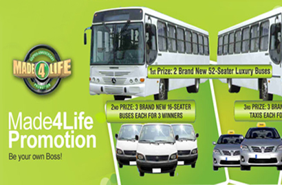Glo promo promises transport businesses