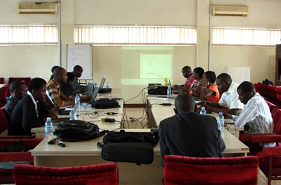 Uganda public sector undergoes SharePoint training