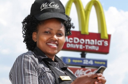 McDonalds SA turns to converged comms