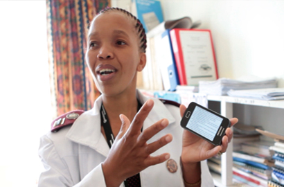 Proving that mobile can revolutionise healthcare
