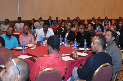 MITSUMI hosts Toshiba Channel event in Ethiopia