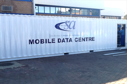 ContinuitySA launches mobile data centre