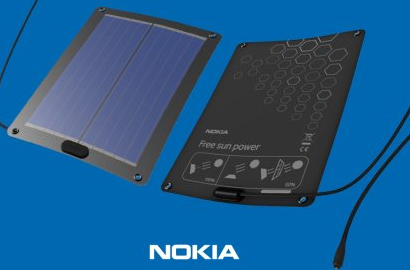 Nokia unveils solar charger in Kenya