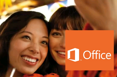 Microsoft unveils the new Office