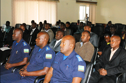 Rwanda police host cyber crime workshop