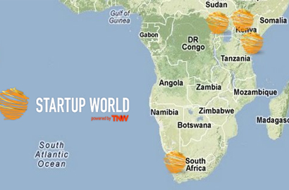 Startup World coming to Africa
