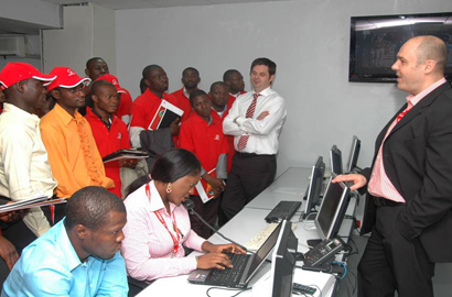 Vodacom empowers Nigerian students