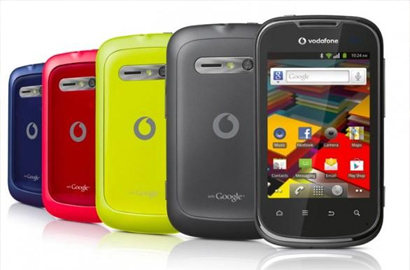 Vodacom launches new low cost smartphone