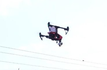 First drone delivers Black Friday order in Nigeria