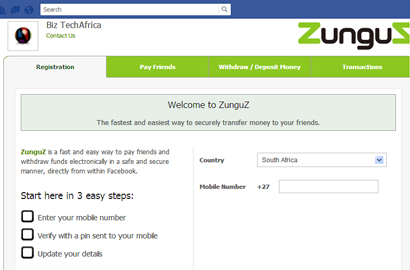 ZunguZ - zero Mastercard and Visa Merchant fees for the consumer and retailer