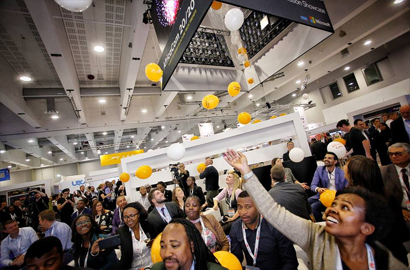 AfricaCom 2017 – driving digital democracy in Africa