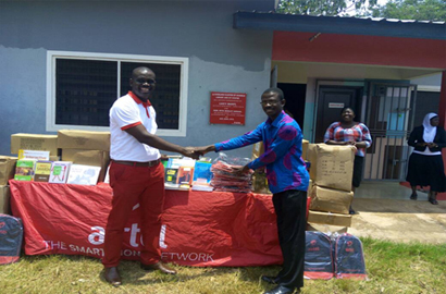 Airtel Ghana supports LA wireless cluster of schools