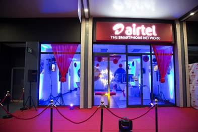 New Airtel Premier Retail shop opens at the Achimota Mall