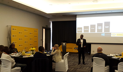 MTN Business announces a partnership with Microsoft to offer a cloud solution