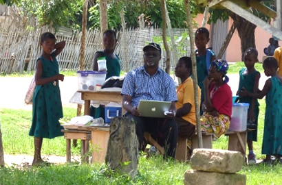 New connectivity for rural Ghana