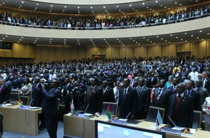 Call for unity at 19th AU Summit