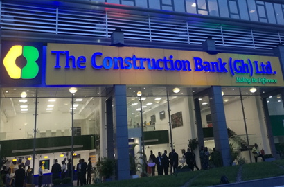 Ghana's Construction Bank to grow using high end innovation and tech