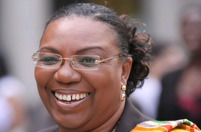 Betty Mould-Iddrisu, Ghana's education Minister