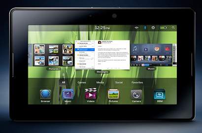 RIM releases BlackBerry PlayBook OS 2.1