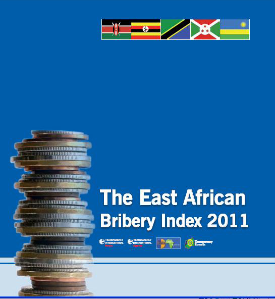 E.African bribery research released