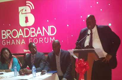 Broadband Chamber initiative could see revision of Ghana's Broadband Policy