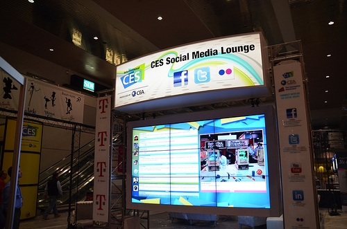 Big name highlights at CES 2012