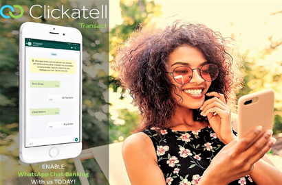 First Bank of Nigeria and Clickatell Drive Financial Inclusion in Nigeria using WhatsApp